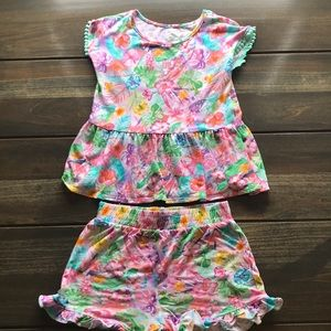 Garanimals Toddler Girl Shirt/Short Set